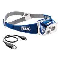 Фото Фонарь Petzl REACTIK blue E92 HMI